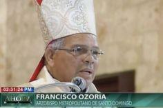 Francisco Ozoria Aboga Por Cambio De La Sociedad Dominicana