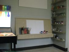 wall easel - Google Search