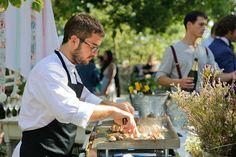 Show cooking del catering 21 DE MARZO