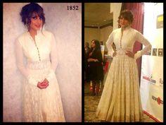 Bipasha White Suit