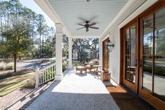 Outdoor Living | Front Porch Ideas | Southern Style | Vacation Real Estate  South Carolina |