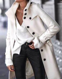 Classic winter whites