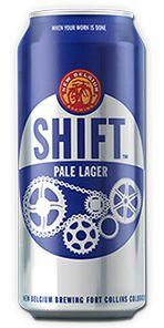 New Belgium - Shift Pale Lager