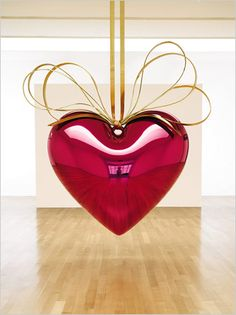 Google Image Result for http://ad009cdnb.archdaily.net/wp-content/uploads/2012/03/1333030247-jeff-koons-hanging-heart.jpg