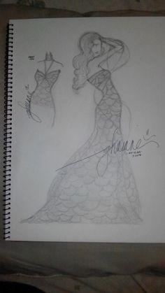My first design #IamGhee