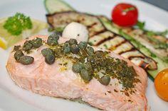 Lachs aus dem Backofen, ein tolles Rezept aus der Kategorie Fisch. Bewertungen: 162. Durchschnitt: Ø 4,6.