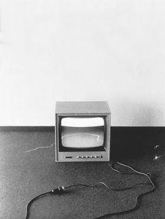 Ernst Caramelle, Projekt Video-Landschaft, 1974