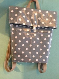 Rucksack_Wachstuch (2)  Diese und weitere Taschen auf www.designertaschen-shops.de entdecken