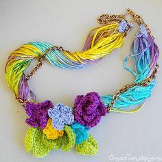 CROCHET FLOWER BOUQUET | Crochet For Beginners