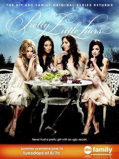 pretty little liars | ... Pretty Little Liars (TV Series) Go to trailer of Pretty Little Liars