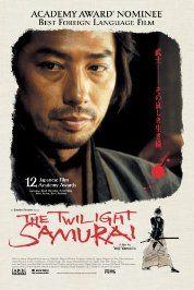 The Twilight Samurai (2002) Poster
