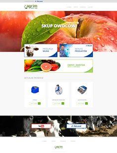 Najnowszy projekt strony internetowej stworzony przez Agencję Reklamową Letras http://www.letras.pl/strony-internetowe.html