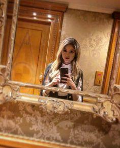 Uno de los mejores mirrow selfie que he visto