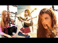 Ever wanted a to indulge your hard rock side and improve that bagpipe music at New Year then try these rocking piping ladies out for size. Shipping to Boston/Enter Sandman - Bagpipe Cover (Goddesses of Bagpip. Music Mix, My Music, Bagpipe Music, Tv Theme Songs, Enter Sandman, Tv Themes, Best Songs, Awesome Songs, Action Film