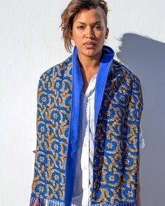 Agbozume Scarf available at http://nanayawdesigns.com/