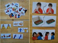 Petite Section, Babysitting, Concept, Education, Activities For Kids, Language, Cards, Onderwijs, Learning