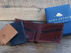 Hand crafted & stitched in America from sturdy-but-supple full grain leather, and nothing more. Designed to last a lifetime.