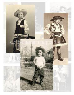 Little cowgirls!