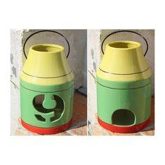 Collections de lanternes en céramique en forme de balise distribuée par ICD COLLECTIONS-CADOJEUX. Décoration marine. Thème mer. Ventes aux profesionnels.
