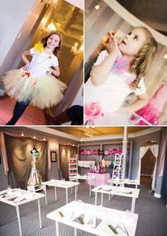 project-runway-princess-fashion-party-part-1. I will do this for myself haha. Who needs a child