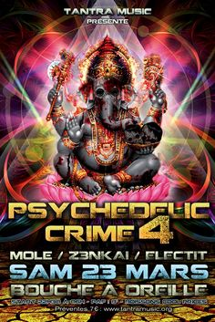 PSYCHEDELIC CRIME 4 (Trance)