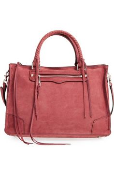 2c11406c5b6e Rebecca Minkoff  Regan  Satchel available at  Nordstrom Rebecca Minkoff  Regan Satchel