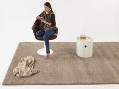 Velvet rug by Nanimarquina