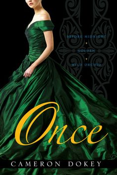 AMAZING retelling of three Disney fairy Tales: Cinderella, Rapunzel, and Mulan. I adored ALL of them. MUST READ!