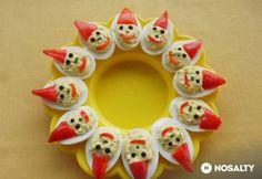 Christmas Starters, Creative Food Art, Food And Drink, Appetizers, Tapas, Cookies, Drinks, Breakfast, Party