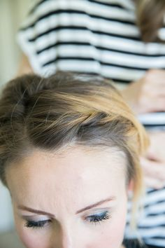Easy Front Twist Tutorial for Short Hair or a Long Pixie