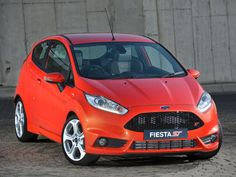 The new Ford Fiesta ST launched in South Africa...