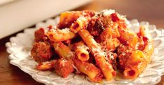 Ziti Stufati Recipe by Giada De Laurentiis @gdelaurentiis http://www.giadadelaurentiis.com/recipes/192/ziti-stufati