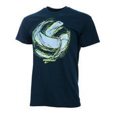 Show off your love of the game with this Space Ball volleyball t-shirt. All GIMMEDAT volleyball shirts are engineered with the athlete in mind. The cotton is breathable and durable, and a contemporary cut ensures that your athletic apparel stays in style. Every GIMMEDAT softball shirt is engineered with the athlete in mind, and it goes way beyond just the knockout design and catchy slogans. Our dedication to quality compels us to select high-quality fabrics. The cotton feel is soft yet…