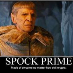 Leonard Nimoy - Spock Prime - Star Trek '09
