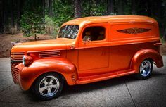 Dodge Panel Delivery Truck