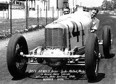 in 1930 Billy Arnold, who started from pole position, secured the lead on the third lap and held it for the rest of the race. Arnold led 198 consecutive laps, a record that still stands today.