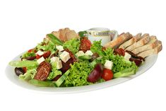 Salad . . . Diet Buster in Disguise!
