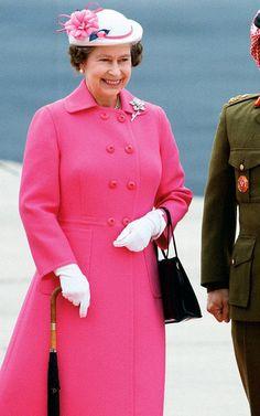 The Queen 1984
