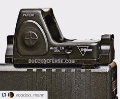 Dueck Defense Red Dot Backup(RBU)    #giftsformen #gungearformen