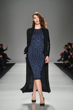 Line Knitwear Fall 2014 - Look 15 #WMCFW
