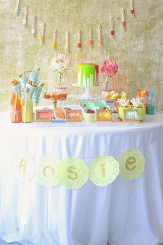 A PAINTING-THEMED BIRTHDAY PARTY {GUEST FEATURE}