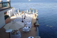 Weddings In Monterey Plaza Hotel And Spa Reception Venues Carmel Wedding Sites 93940 Pinterest California