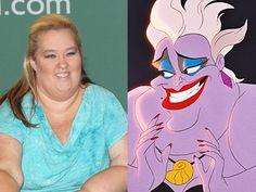 Stars Who Look Like Disney Characters