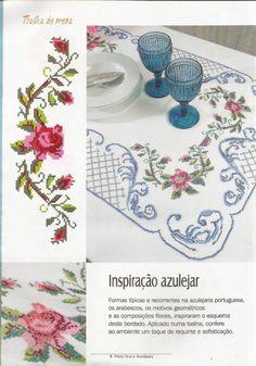 Gallery.ru / Фото #7 - toalha de rosas - nandauromi