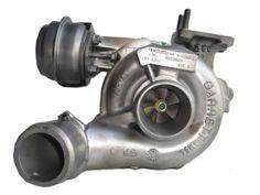 Repasované turbo Alfa Romeo 147 1.9 JTD 110 kW