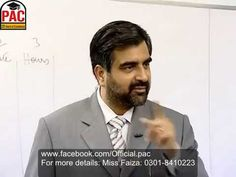 CA and ACCA Examination Techniques part 4 - ACCA in Lahore