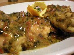 pollo ai profumi del sud