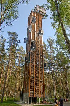 Riga City Photos: Out-of-Riga Sunday: Jūrmala watchtower