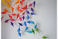 折り紙ってやっぱり楽しいと思える作品集