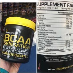 Dedicated Bcaa  joint Highest amount of BCAA's in store  ingredients to aid pump  ingredients to relieve stress Phosphates for hydration  Astragin to increase absorption  #EducateAndDominate  #bodybuilding #prep #dedicated #movingforward #nevergiveup #NothingButTheBest #dominate #veins #muscle #tnutrition #nutrition #diet #training #sacrifice #practicewhatyoupreach #muscle #supplements #believe #faith #goals #fitfam #ukfitfam #prosupps #dedicated  #fitfam #supplements #abs #instagood..